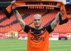 Były obrońca Śląska Wrocław Jarosław Fojut w Dundee United
