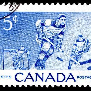 Znaczek pocztowy Kanada