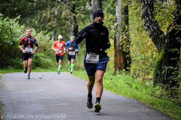 Zdjęcie numer 54 w galerii - Silesia Marathon. Chłód i wiatr niestraszne, rekord pobity! [ZDJĘCIA]