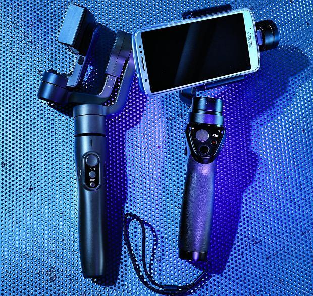Feiyu-tech Vimble 2 i DJI Osmo Mobile