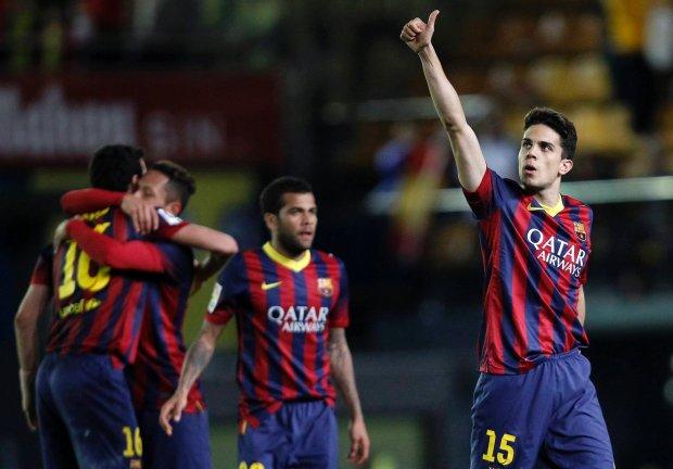 Primera Division. Villarreal przegrywa z Barceloną po samobójach