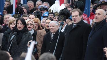 Marsz Wolnosci i Solidarnosci PiS, 13.12.2015 rok