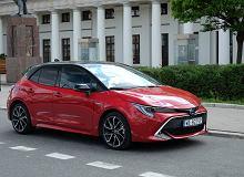 Opinie Moto.pl: Toyota Corolla 2.0 Hybrid 180 KM e-CVT - spektakularna metamorfoza