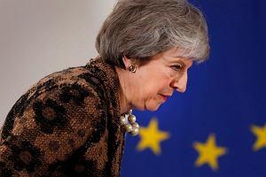 Theresa May odprawiona z kwitkiem w Brukseli ws. umowy brexitowej. Wyjeżdża na tarczy