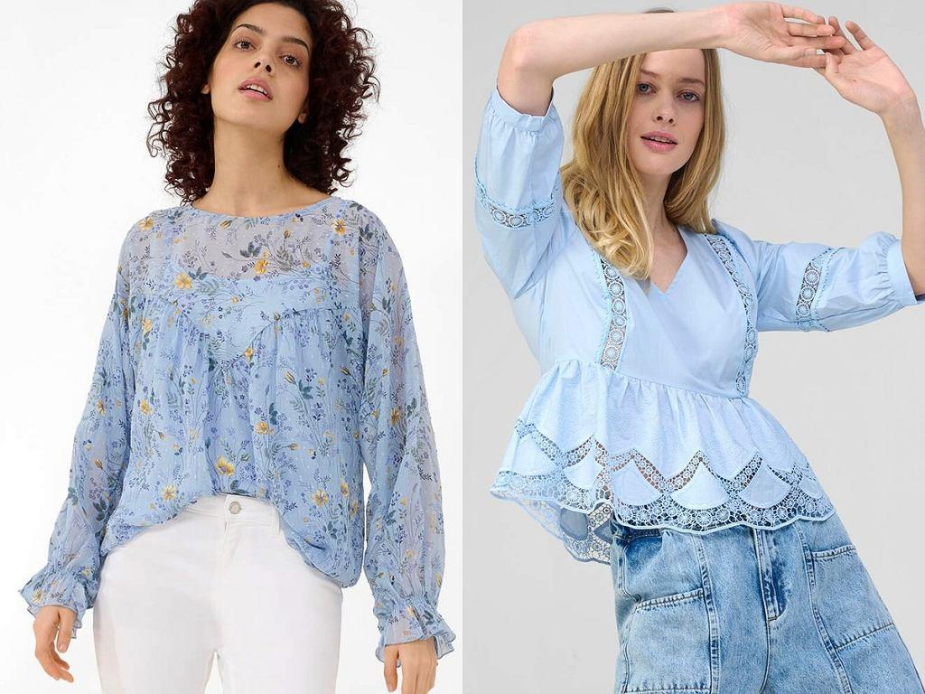 bluzki Orsay