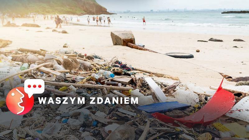 zakaz wyrobów plastikowych