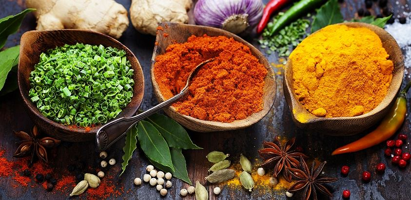 Te przyprawy podkręcą metabolizm i ułatwią trawienie.