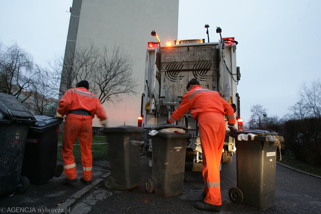 Wywóz śmieci (zdj. ilustracyjne)