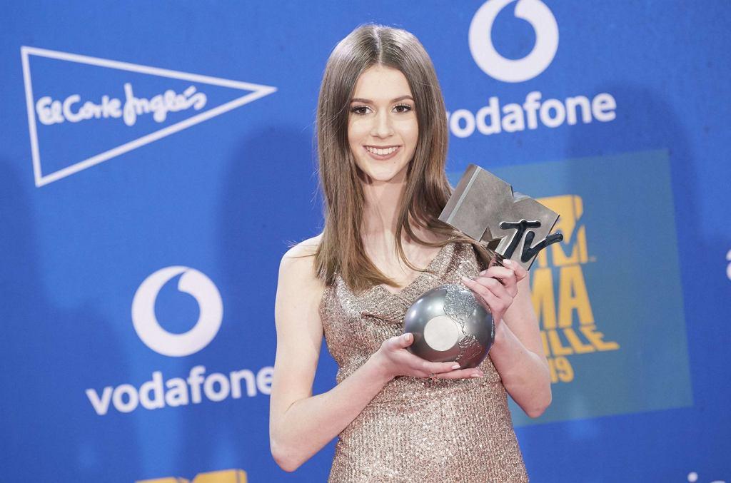 MTV EMA 2019 - Roksana Węgiel