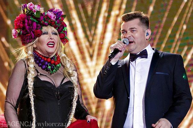 Maryla Rodowicz i Zenek Martyniuk