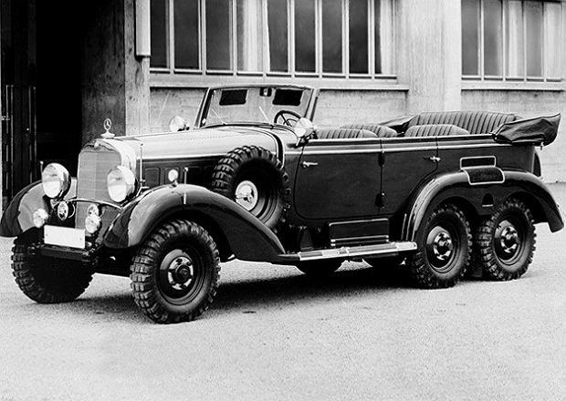 Mercedes Benz G 1938