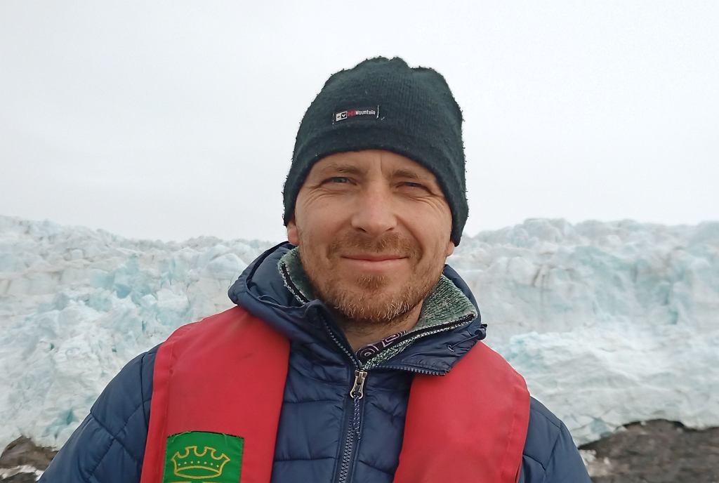 Dr Krzysztof Zawierucha, UAM