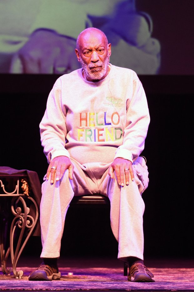Bill Cosby podczas występu na Florydzie