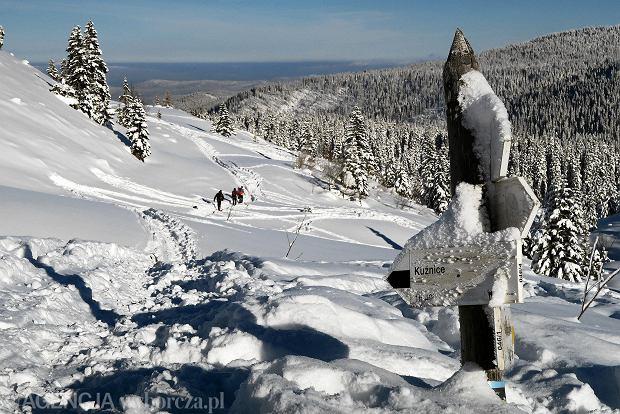 Zdjęcie numer 18 w galerii - Słońce, śnieg i szczyty. Piękna pogoda w Tatrach, zachwycające widoki