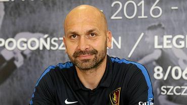 Paweł Cretti, trener juniorów starszych Pogoni Szczecin