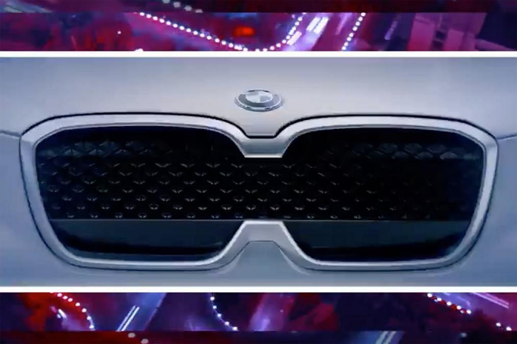 BMW iX3 (teaser)