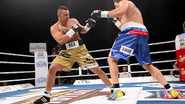 Gala Wojak Boxing Night w Lublinie