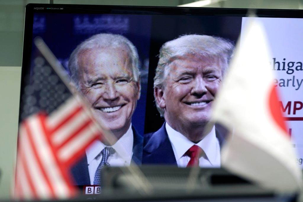 Kandydaci w amerykańskich wyborach prezydenckich 2020 - Donald Trump i Joe Biden podzielili Hollywood. Co przed policzeniem głosów piszą w mediach społecznościowych gwiazdy?