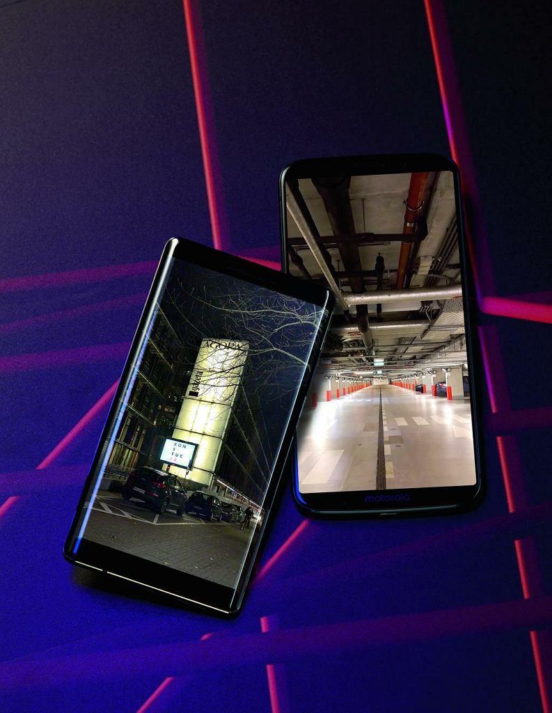 Motorola Z? Play i Nokia 9 Sirocco