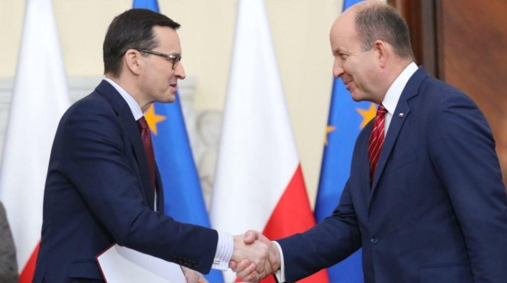 Premier Mateusz Morawiecki powołał nowych wojewodów. Na Mazowszu stanowisko to zajął Konstanty Radziwiłł