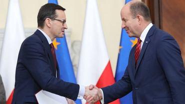 25 listopada 2019 r., premier Mateusz Morawiecki powołuje nowych wojewodów. Na Mazowszu stanowisko to zajął Konstanty Radziwiłł
