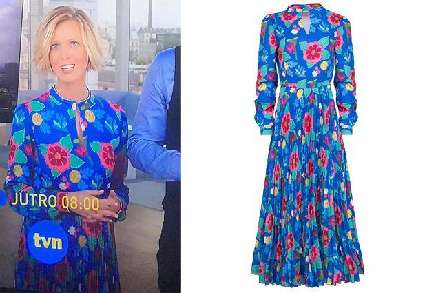 Sukienka Blue Almond - Vicher. Cena: 899 zł