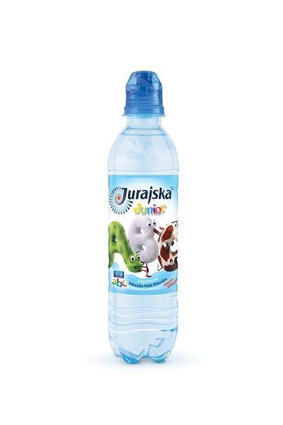 Woda Jurajska Junior, 0,33 l