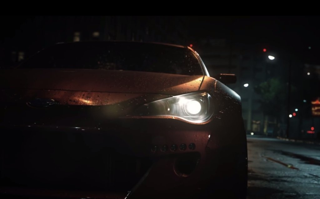 Need For Speed - trailer