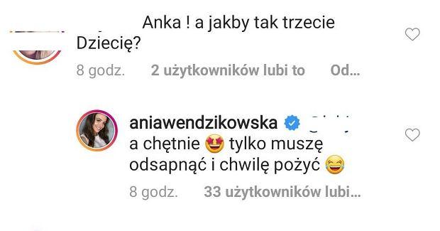 Komentarz Anny Wendzikowskiej
