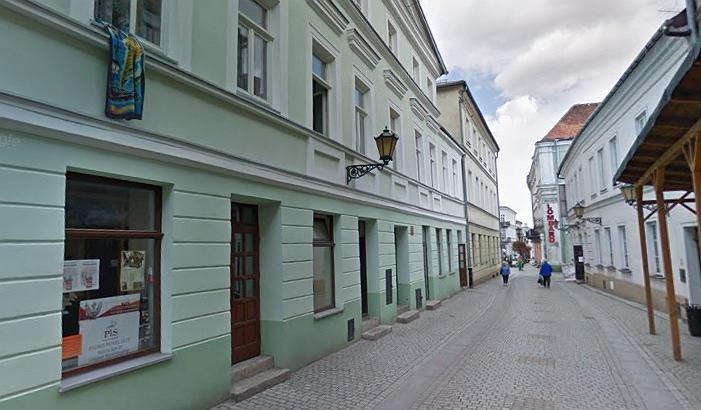 Piotrków Trybunalskich. To tutaj znajduje się biuro Grzegorza Wojciechowskiego