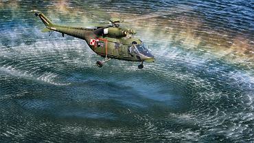 Sesja fotograficzna polskiego lotnictwa