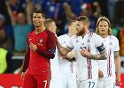 Euro 2016. Ronaldo wymienił się koszulką z Gunnarssonem