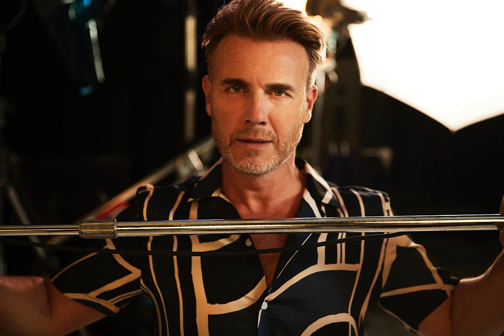 Gary Barlow - 'Music Played By Humans'
