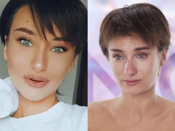 """""""Top Model"""". Tak wygląda Olga kilka tygodni po metamorfozie. Zmieniła kolor włosów i zapuszcza je"""