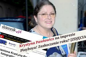 Krystyna Pawłowicz