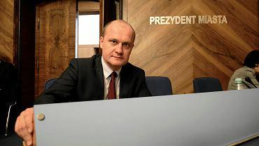 Prezydent Piotr Krzystek