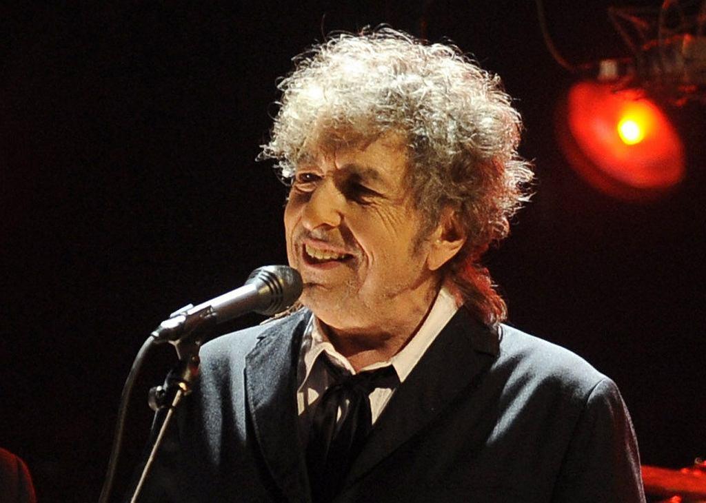 Bob Dylan 2012