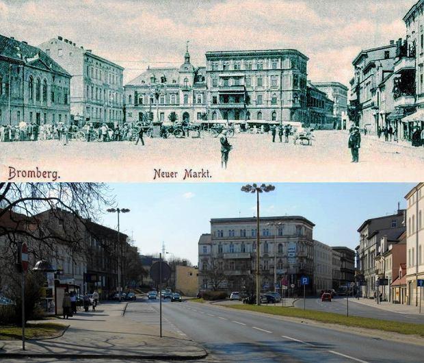 Zdjęcie numer 24 w galerii - Bydgoszcz wczoraj i dziś. Te same miejsca sfotografowane po latach