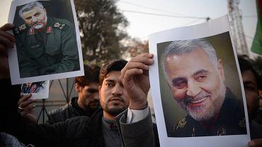 Śmierć irańskiego generała wywołała wzrost napięcia na Bliskim Wschodzie