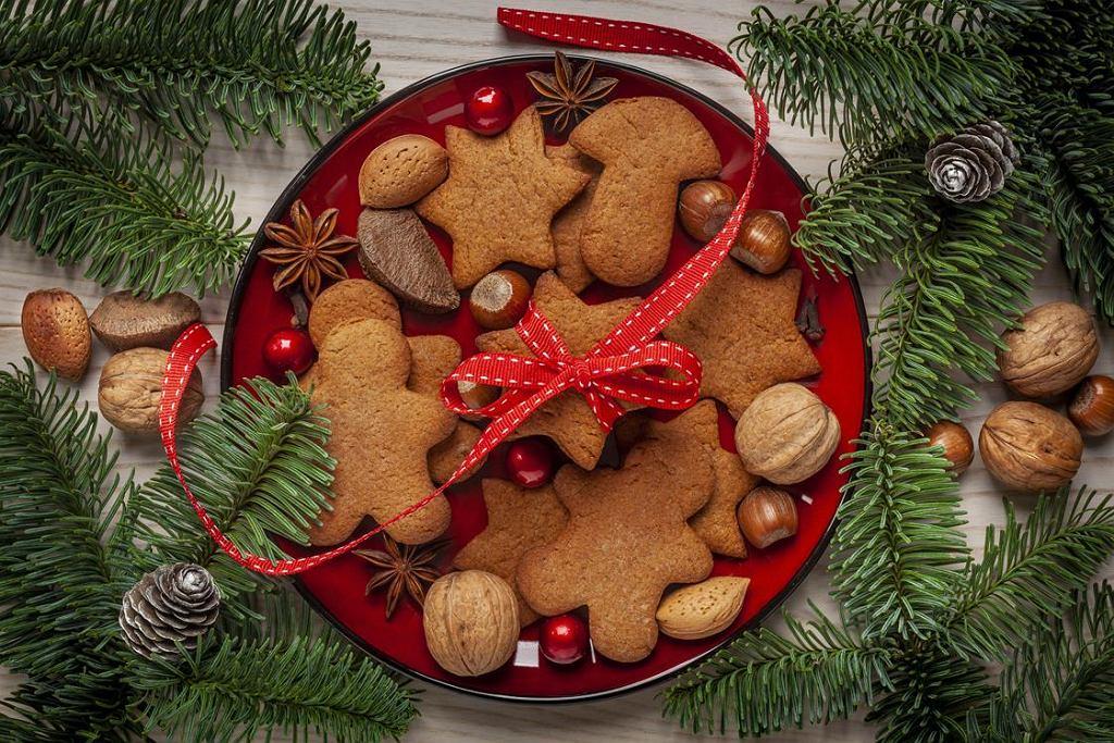Bożonarodzeniowe pierniki