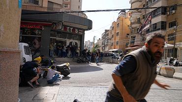 Czwartkowe wydarzenia w Bejrucie