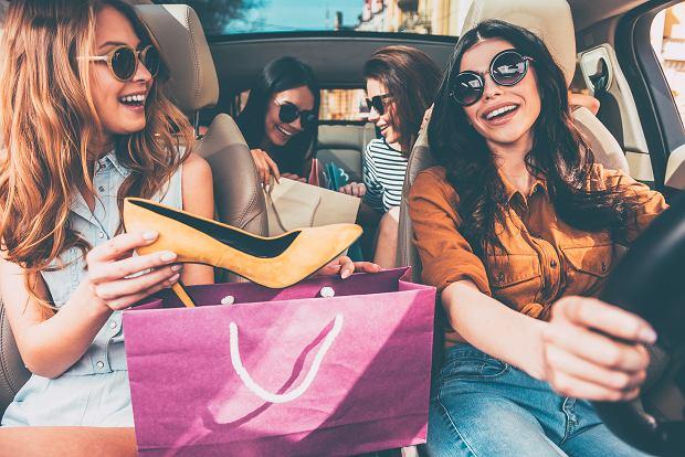 Przyjaciółki na zakupach