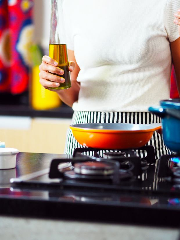 To jaki olej wybierasz do smażenia, ma duże znaczenie dla twojego zdrowia.