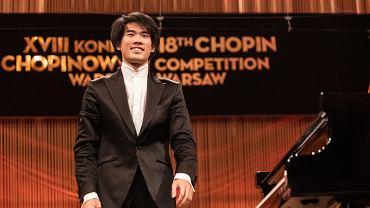 Konkurs Chopinowski 2021. Bruce (Xiaoyu) Liu w II etapie