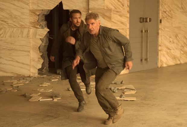 Blade Runner 2049 - kadr z filmu (Materiał Partnera Weekendu)