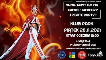 Freddie Mercury - klub Park