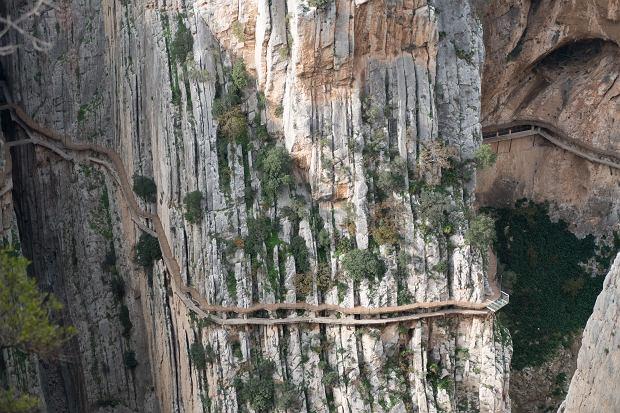 El Caminito del Rey, czyli Ścieżka Króla