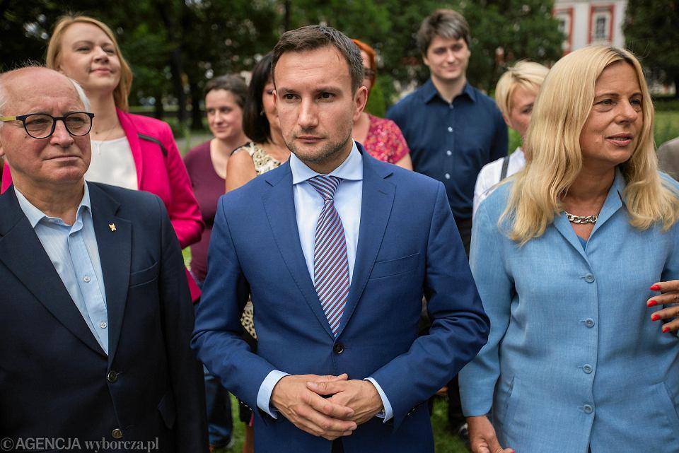 Henryk Kania, Tomasz Lewandowski i Katarzyna Kretkowska