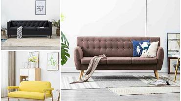 Sofa do salonu.