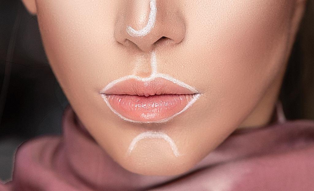 Makijaż permanentny ust - gojenie